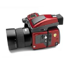 Hasselblad H4D-40 Ferrari Limited Edition Digital SLR Camera with 80mm Lens