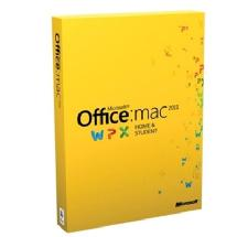 Microsoft Office for Mac Home and Student Edition 2011 (Family Pack)
