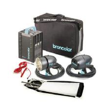 Broncolor Senso 42 Two Head Kit