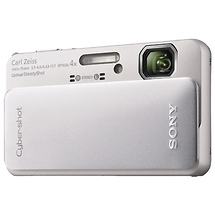 Sony DSC-TX10 Cyber-shot Digital Camera (Silver)