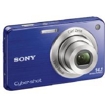 Sony DSC-W560 Cyber-shot Digital Camera (Blue)