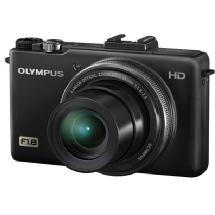 Olympus XZ-1 Digital Camera (Black)