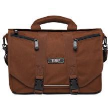 Tenba Mini Photo/Laptop Messenger Bag (Chocolate Brown)