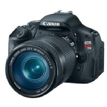 Canon EOS Rebel T3i Digital SLR Camera Kit with EF-S 18-135mm IS Lens