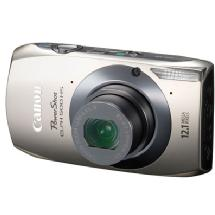 Canon PowerShot ELPH 500 HS Digital Camera (Silver)