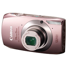 Canon PowerShot ELPH 500 HS Digital Camera (Pink)