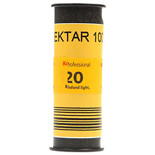 Professional Ektar 100 120mm Color Negative Film - Single Roll Image 0