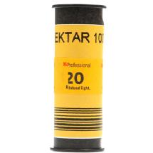 Kodak Professional Ektar 100 120mm Color Negative Film - Single Roll
