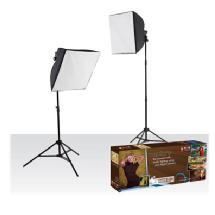 Westcott Photo Basics uLite Two Light Kit