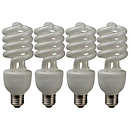 30 Watts/120 Volts PhotoBasic Fluorescent Lamps - Set of 4