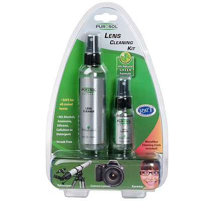 Multi Purpose Optical Lens Cleaning Combo Kit Image 0