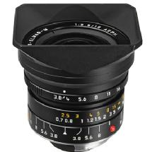 Leica 18mm f/3.8 Elmar-M Aspherical Manual Focus Lens