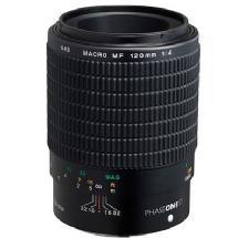 Phase One 120mm f/4.0 Macro MF Digital Lens