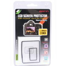 Dot Line Corp. LCD Screen Protector for Nikon D90 (2 Pieces)