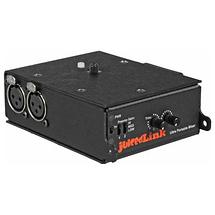 JuicedLink CX211 Camcorder XLR Audio Adapter/Audio Mixer/Preamplifier