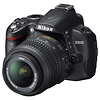 Nikon D3000 Digital SLR Camera with 18-55mm VR Lens
