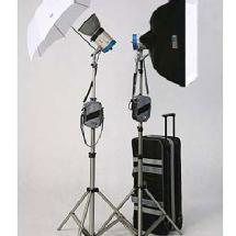JTL Lighting DL-600 Mobilight Soft Box Kit with 2 Mobilight 301