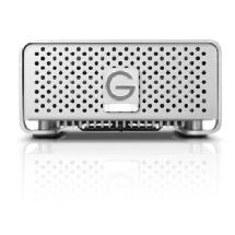 G-Technology 1TB G-RAID mini2 Quad Interface Portable Hard Drive