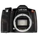Leica S2-P Digital SLR Camera Body with Sapphire LCD & Platinum Service Package