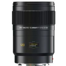 Leica 120mm f/2.5 APO Macro Summarit-S Lens