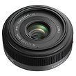 20mm f/1.7 Lumix G Aspherical Pancake Lens