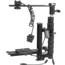 RPS Studio Rotating Flash Bracket with iTTL Cord for Nikon D90 & D5000 Digital SLR Cameras