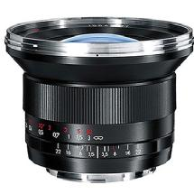 Zeiss Ikon 18mm f/3.5 Distagon T* ZE Series Lens for Canon EOS Mount