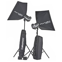 Elinchrom Style 250/250 Multi Voltage BXRi To Go Kit