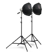 Photoflex Dual StarLite Extra Small OctoDome nxt Deluxe Kit