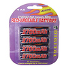 AA Size Rechargeable Nickel-Metal Hydride Batteries (4 Pack)
