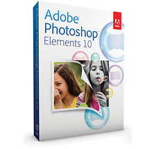 Adobe Photoshop Elements 10 for Mac & Windows (Full Version)