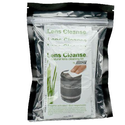 Lens Cleanse Natural Cleaning Kit (12 Pack) Image 0