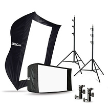 Westcott Mega JS Apollo & Apollo Strip Speedlite Kit