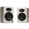 Audioengine A5+ Premium Powered Bookshelf Speakers (White)