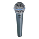 Beta 58A Super-Cardioid Handheld Dynamic Microphone