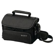 Sony LCS-U10 Soft Carrying Case (Black)
