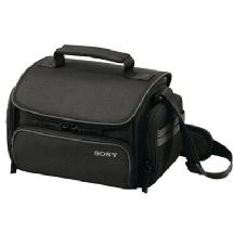 Sony LCS-U20 Soft Carrying Case (Black)