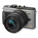 Panasonic | LUMIX DMC-GX1 Digital Camera with 14-42mm G Vario Lens (Silver) | DMCGX1KS