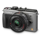 Panasonic | Lumix DMC-GX1 Digital Camera with 14-42mm G X Vario PZ Lens (Silver) | DMCGX1XS