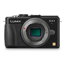 Panasonic LUMIX DMC-GX1 Digital Camera Body (Black)