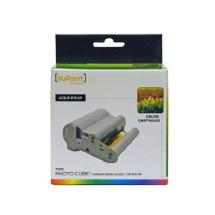VuPoint Solutions Photo Cube Color Ink Cartridge & Paper