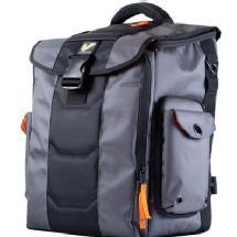 Venue Series: Stadium Bag (Gray/Orange)