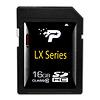 16GB LX Class 10 SDHC Memory Card