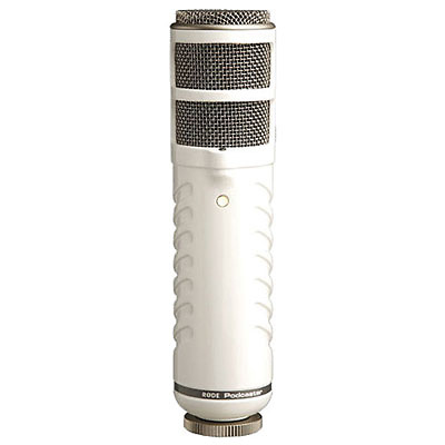 Podcaster USB Broadcast Microphone Image 0