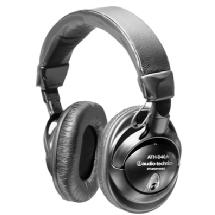 Audio-Technica ATH-D40 Enhanced Bass Precision Studio Monitoring Closed Back Dynamic Headphones