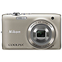 Nikon Coolpix S3100 Digital Camera (Silver) - Manufacturer Reconditioned