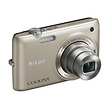 Coolpix S4100 Digital Camera (Silver)