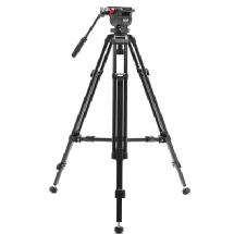 Daiwa DST-43 Broadcast Tripod with Fluid Video Head