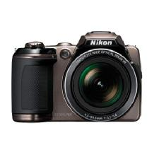Nikon Coolpix L120 Digital Camera (Bronze)
