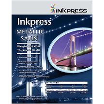 Inkpress Metallic Satin Paper 8.5x11